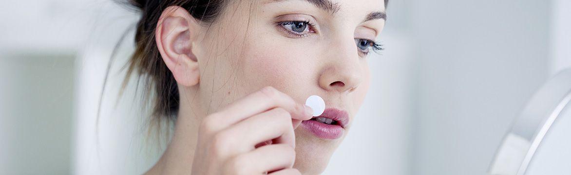 Herpes - die lästigen Lippenbläschen - gesund leben-Apotheken